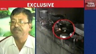 Have a look at the rat-infested railway canteen in Madhya ..