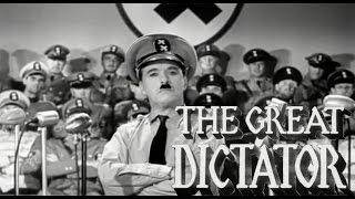 El Gran Dictador   The Great Dictator - Charles Chaplin 1940 (Completa, en español y 720p 16/9)