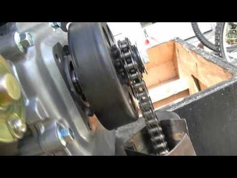Homemade Longtail Mud Motor Musica Movil