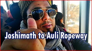 Joshimath to Auli Ropeway Cable Car | Joshimath to Auli By Ropeway | Joshimath to Auli Cable Car