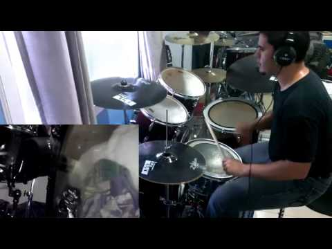 San Sebastian by Sonata Arctica (Drum Cover by Batatin101XD)