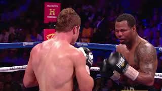 Highlight | Canelo Alvarez vs Shane Mosley