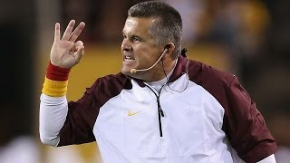 Mike Leach Talks Todd Graham's Sign Stealing