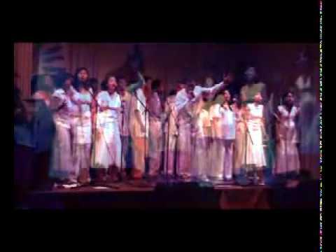 Nous t'adorons Père  une chanson chatée une des grandes chorales malgaches