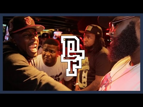 DNA & K-SHINE VS MARVWON & QUEST MCODY | Don't Flop Rap Battle