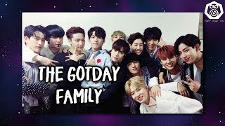 Got7 and Day6 being a family