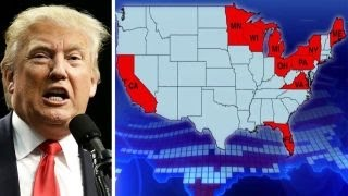 Political Insiders Part 1: Trump's 15 state strategy