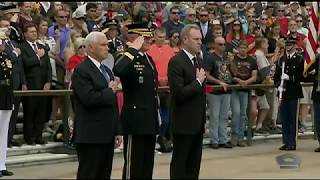 Memorial Day 2019 Observance At Arlington