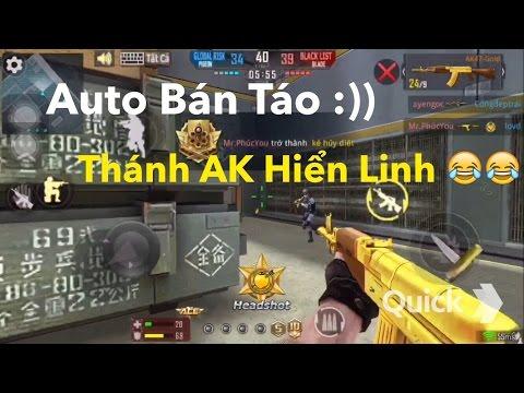 Phục Kích - AK47-GOLD. Đấm Mồm Mọi Đối Thủ | Phúc Xấu Trai✔️