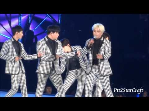 140815 SJ-Sorry Sorry + Mr.Simple (Kyuhyun focus from 1:10) @ SMTown