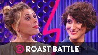 Valeria Ros VS Susi Caramelo   Roast Battle   Comedy Central España