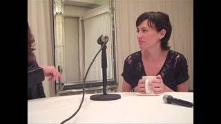 Robin Weigert & Maggie Siff talk about