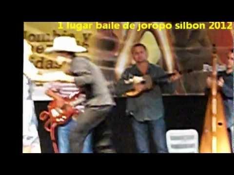 GANADORES DE BAILE DE JOROPO SILBON DE ORO 2012