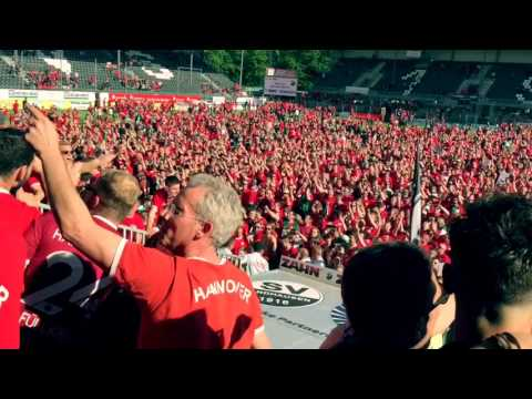 Sandhausen vs Hannover 96