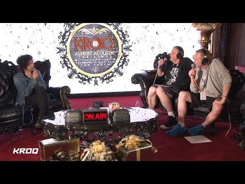 The 1975 Interview - KROQ Almost Acoustic Christmas 2015