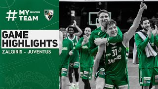 Žalgiris - Juventus | Game Highlights | 2020.10.18
