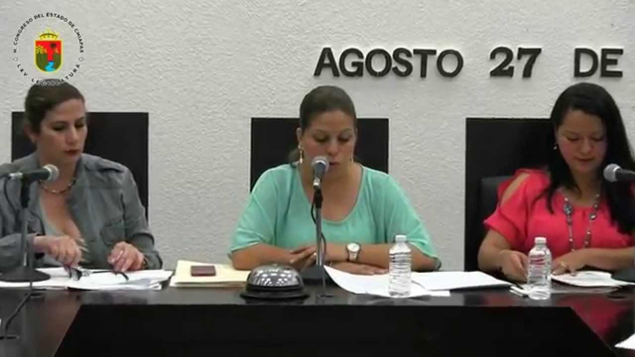 Comisión Permanente 27 de Agosto de 2014