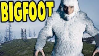 Bigfoot - UPDATE PREVIEW, MOST INTENSE BIGFOOT HUNTING PVP - Bigfoot Gameplay