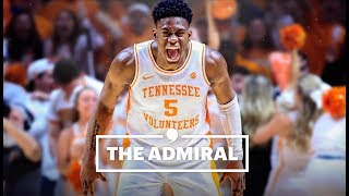 How Tennessee Basketball's Admiral Schofield Became the Admiral