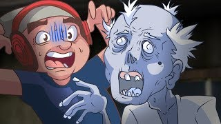 THIS GAME WILL 100% GIVE ME NIGHTMARES!! [GRANNY]