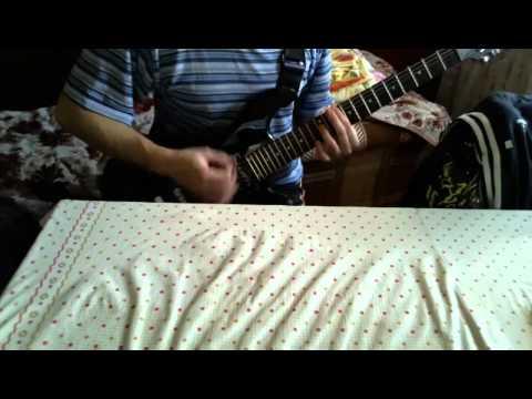 Слот   До Десяти guitar cover