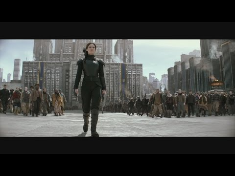 The Hunger Games: Mockingjay - Part 2 official bluray trailer