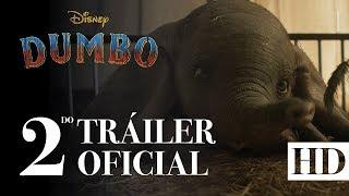 Dumbo, de Disney – Tráiler oficial #2 (Subtitulado)
