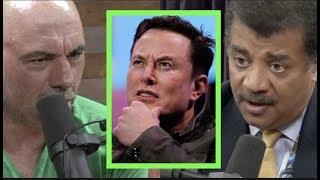 Neil deGrasse Tyson on Elon Musk's Mars Idea | Joe Rogan