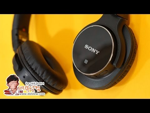 video Sony MDR-ZX750BN Wireless headphones: A Complete Review
