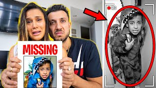 Our Son RAN AWAY On Vacation 😢 | The Royalty Family