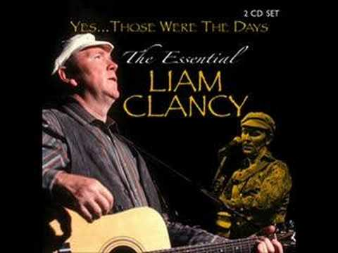 Liam Clancy - Home From The Sea