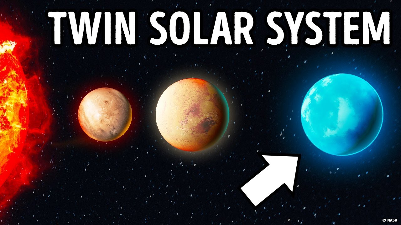 Our Solar System Has a Twin And Its Planets May be Suitable For Life