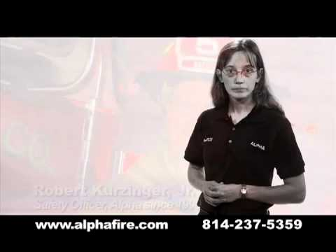 "Alpha Fire Company- ""Do More. Be More"" Television Commercial 1"