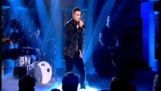 Shayne Ward - Obsession (Allan titmarsh show)HD