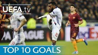 UEFA Europa League 2016/17 - Top ten goals