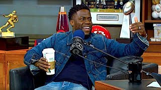 "Kevin Hart Talks ""The Upside,"" Eagles, Drake, Bieber & More w/Dan Patrick 