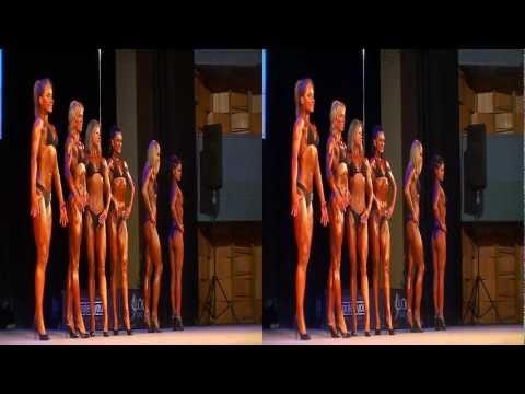 3D_BODYBUILDING GIRLS (REAL 3D для 3DsmartTV)