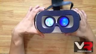 Hướng dẩn coi phim trực tiếp từ INTERNET vs Super Gizmodo VR