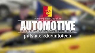 'Automotive Technology /// Pittsburg State University