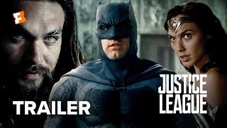 Justice   League (2017) Comic-Con Trailer – Ben Affleck Movie