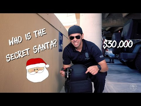 Miami Police: The Secret Santa Mission