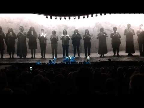 U2 Mothers Of The Disappeared (Multicam HD Audio) Joshua Tree Tour 2017