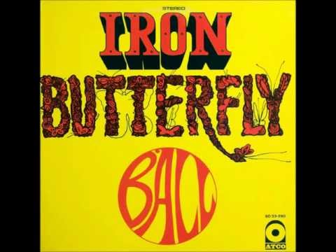 Iron Butterfly - Ball [Full Album]