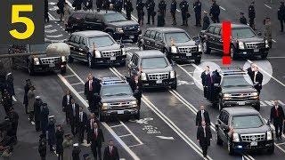 Top 5 Presidential Motorcade Fails