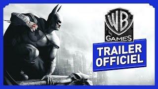 Batman arkham city :  bande-annonce VF