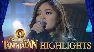 Tawag ng Tanghalan: Janine Berdin performs her own rendition of 'Sa Ngalan Ng Pag ibig'