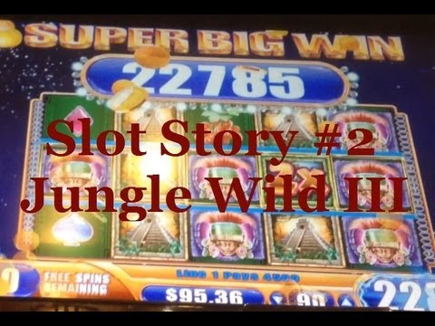 Jungle Wild 2 Slot Machine Free