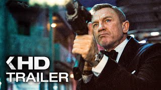 JAMES BOND 007: No Time To Die - 6 Minutes Trailers & Behind the Scenes (2020)
