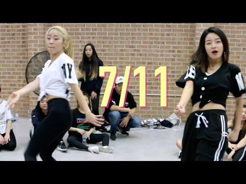 Beyonce - 7/11 | iMISS CHOREOGRAPHY | Day 4 IMI DANCE CAMP #2