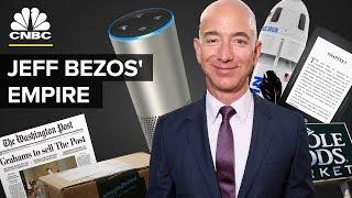 How Amazon CEO Jeff Bezos Invests His Billions